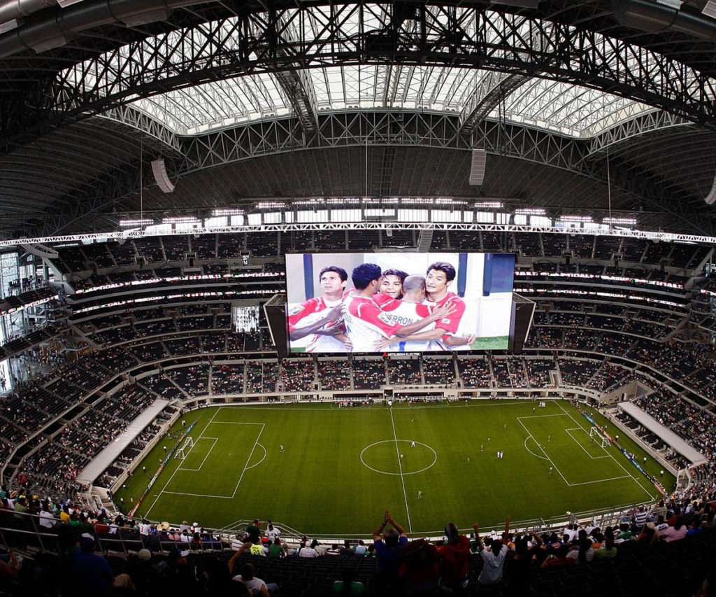 ARLINGTON COMPETING FOR SPOT TO HOST 2026 WORLD CUP GAMES