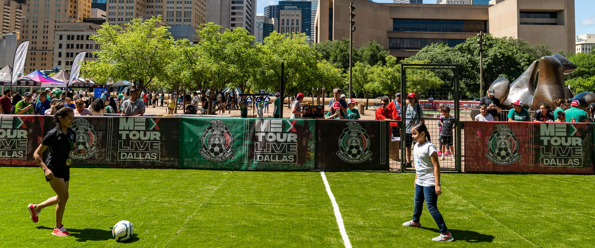 DALLAS HOSTING THE WORLD CUP? IT COULD HAPPEN IN 2026