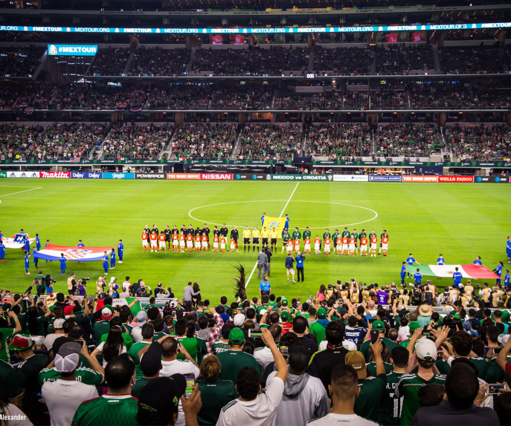 NORTH AMERICA PICKED TO HOST 2026 WORLD CUP SOCCER GAMES