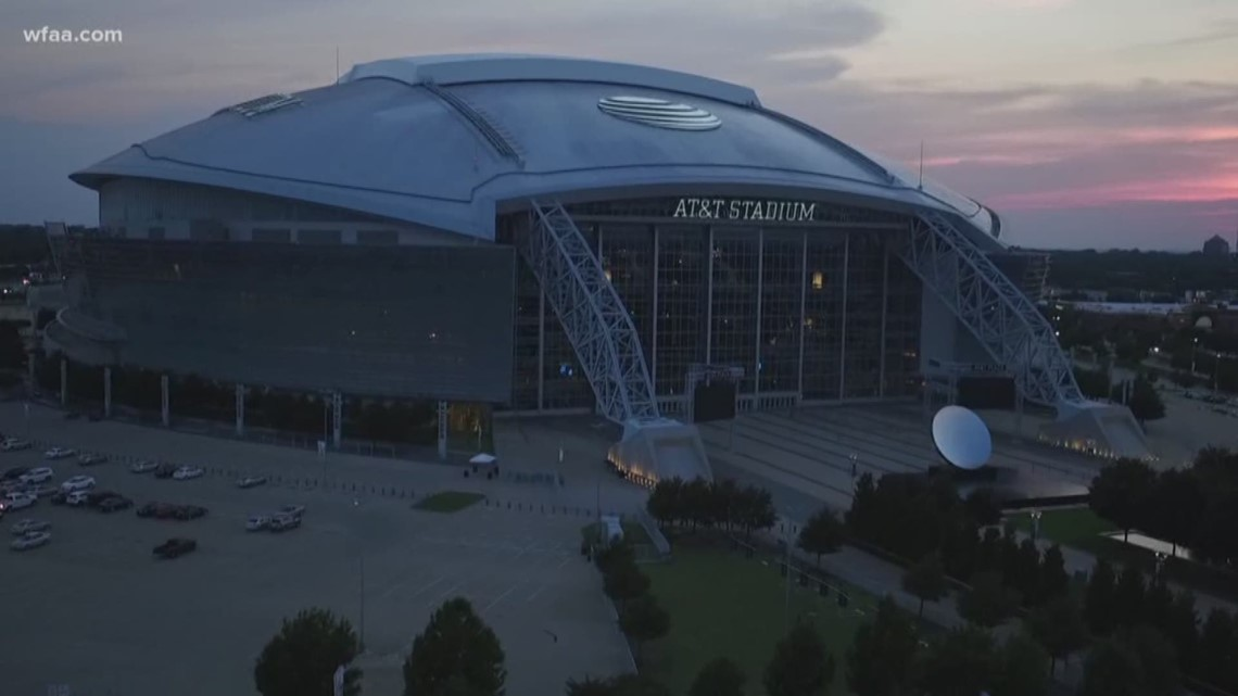 Latest pitch to FIFA aims to position Dallas area as a major hub for 2026 World Cup